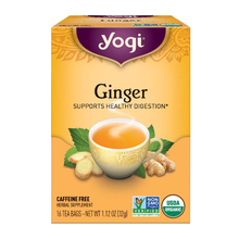 Load image into Gallery viewer, Yogi Ginger Tea