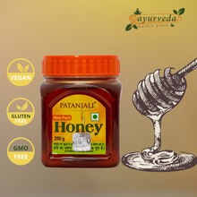 Load image into Gallery viewer, Patanjali - Honey 250g Vegan | Gluten Free | GMO Free