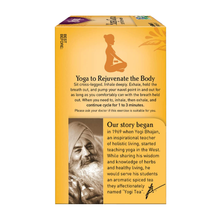 Load image into Gallery viewer, Yogi Mango Ginger Tea yoga