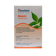 Load image into Gallery viewer, Himalaya Neem contains