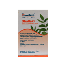 Load image into Gallery viewer, Himalaya Shallaki contains