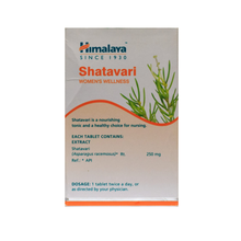 Load image into Gallery viewer,  Himalaya Shatavari contains