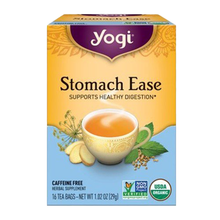 Load image into Gallery viewer, Yogi Stomach Ease Tea