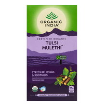 Load image into Gallery viewer, Organic India Tulsi Mulethi