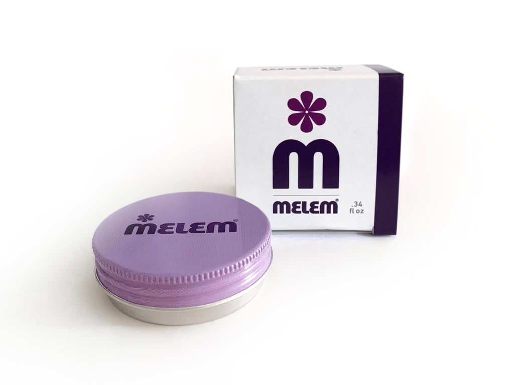 One Case of Melem Small Skin and Lip Balm Tins - 50 per case - USA Shipping