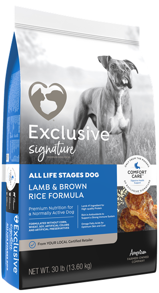 Exclusive Signature All Life Stages