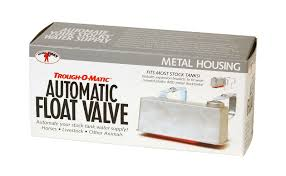 Little Giant Trough-O-Matic Stock Tank Float Valve