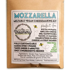 Mozzarella Vegan Cheesemaking Kit