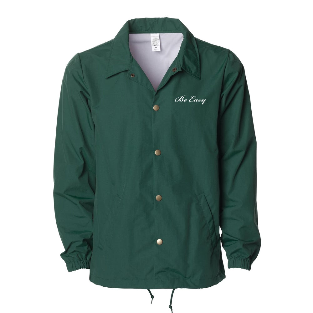 Green Coaches Jacket