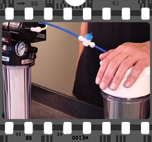 How to install the Stealth-RO150™ & Stealth-RO300™ De-Ionization Add-on Kit