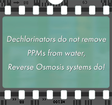 Dechlorinators by HydroLogic