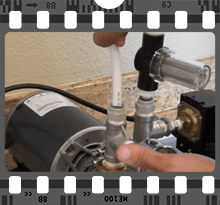 Evolution-RO1000™: How to Install The Continuous Duty Booster Pump