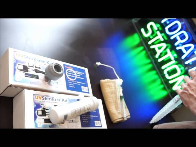 How to Replace the Bulb on a UV Sterilizer Kit