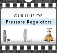 Pressure Regulators by HydroLogic