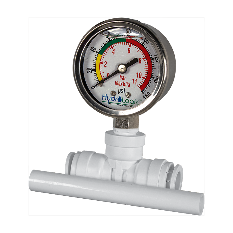 evolution ro1000 pressure gauge hydrologic systems