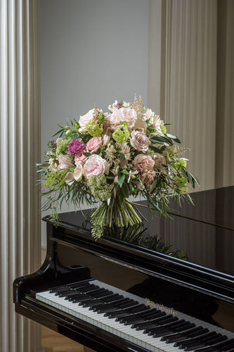 Pastel Spring Bouquet Luxury Event Florist London