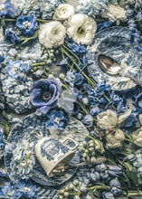 Load image into Gallery viewer, Face Masks with floral print and fruits, BOLTE Home Textiles Collection