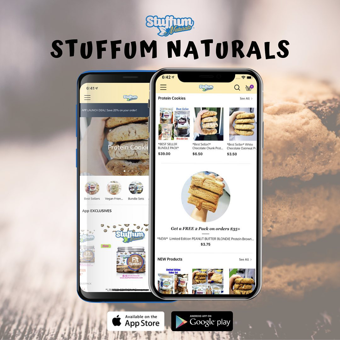 The Stuffum App is here!