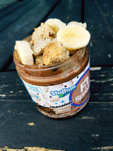 Load image into Gallery viewer, CHOCOLATE PEANUT BUTTER Fit Spread (10oz.)