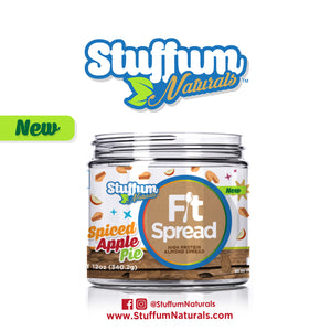 *LIMITED EDITION* Spiced Apple Pie Fit Spread (10oz.)
