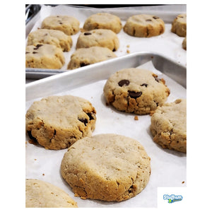 *Best Seller!* Chocolate Chunk Protein Cookie (Whey and Vegan Options)