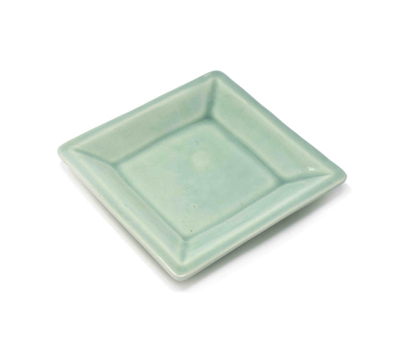6.5 inches square tray