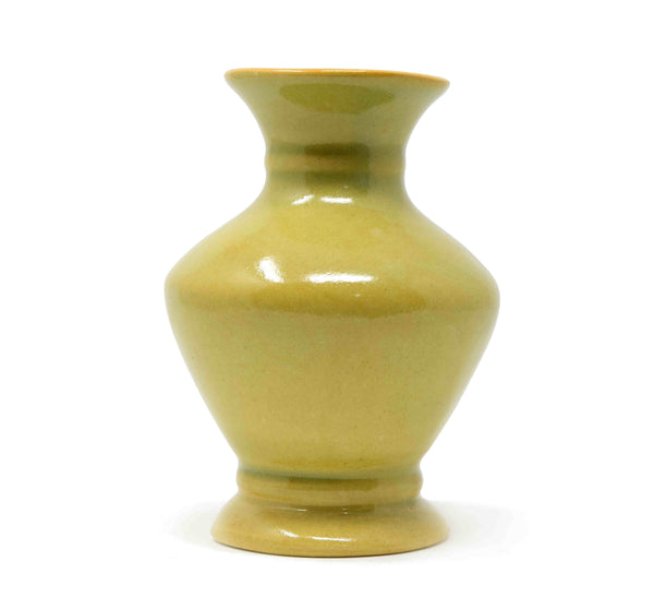 Peru Orange Colour Vase