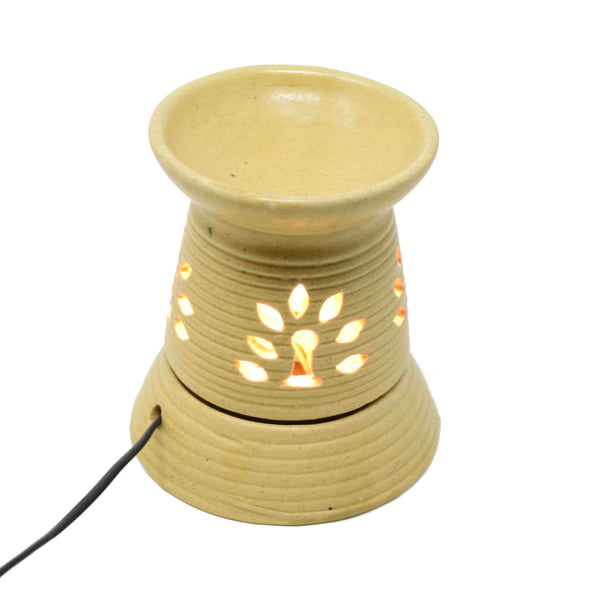 beige or tan color electric diffuser