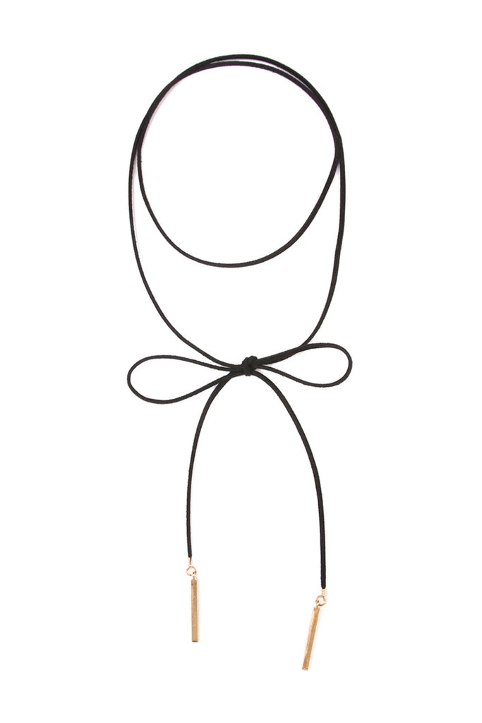 Bow Wrap Around Choker