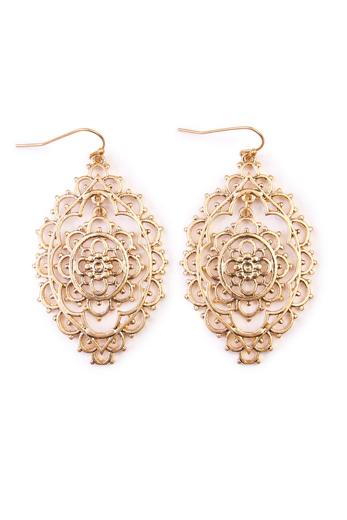 Morrocan Tomb Earrings
