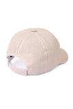 Fashion Leather Baseball Cap