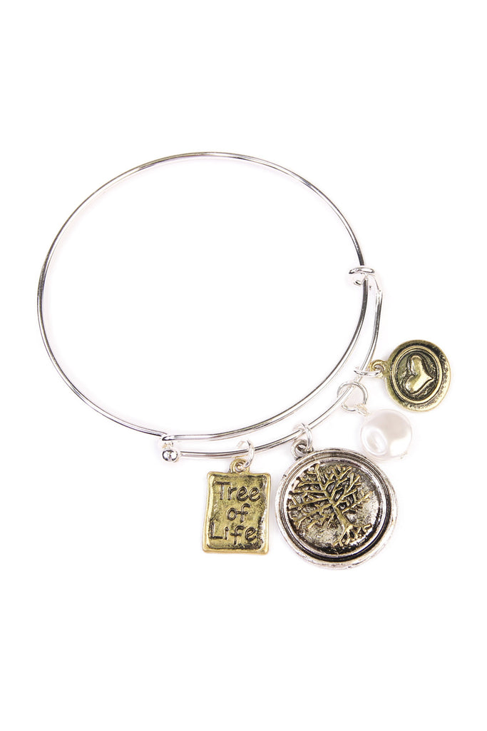Tree Of Life Wired Bracelet