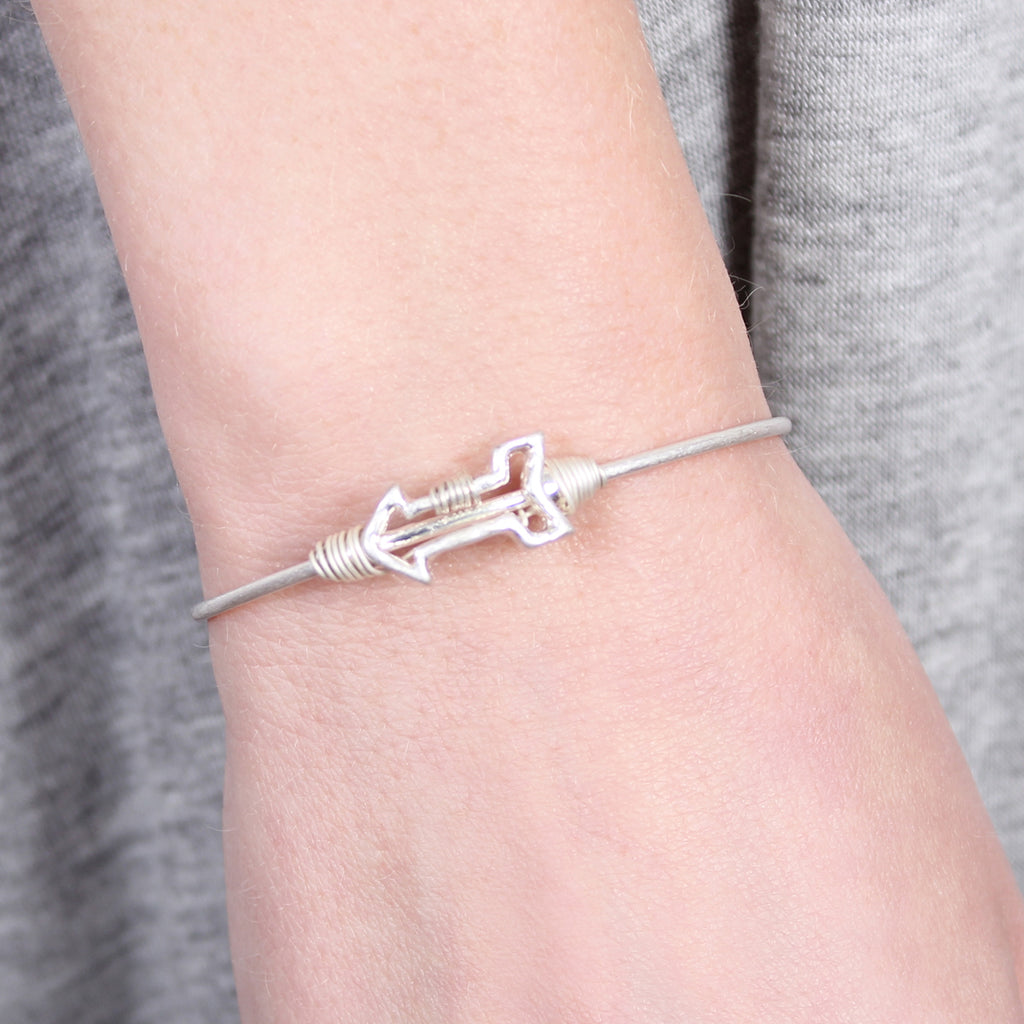 Arrow Wired Bracelet
