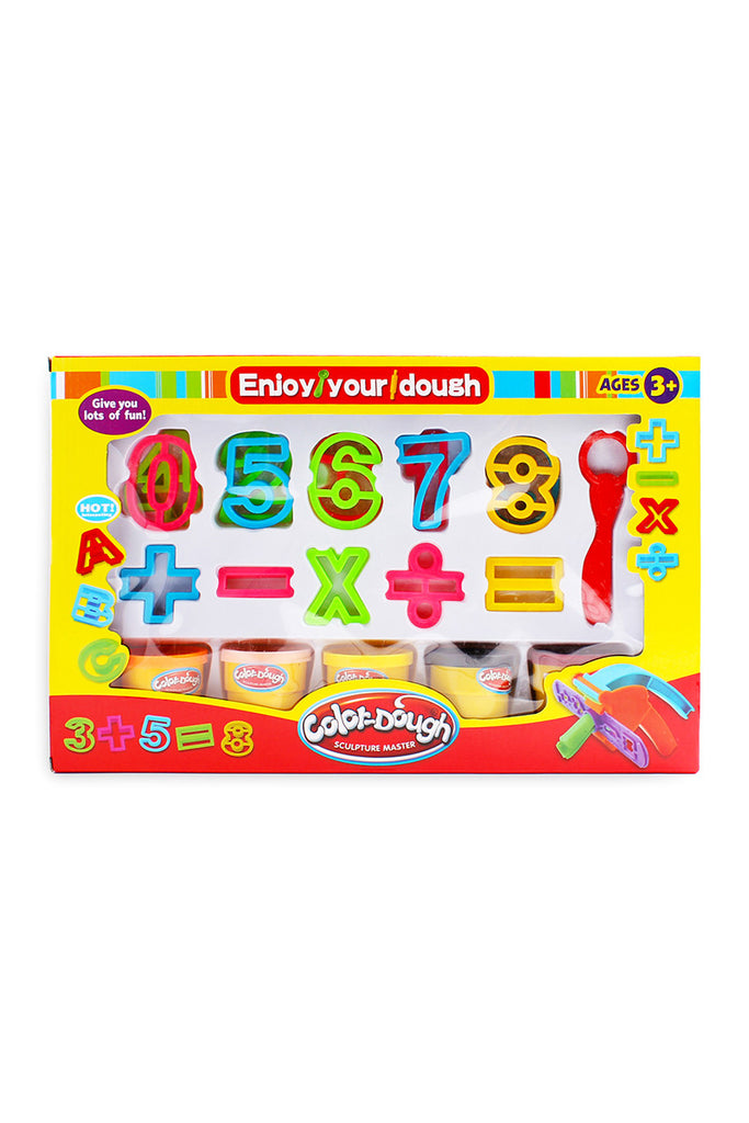 Color Dough Set