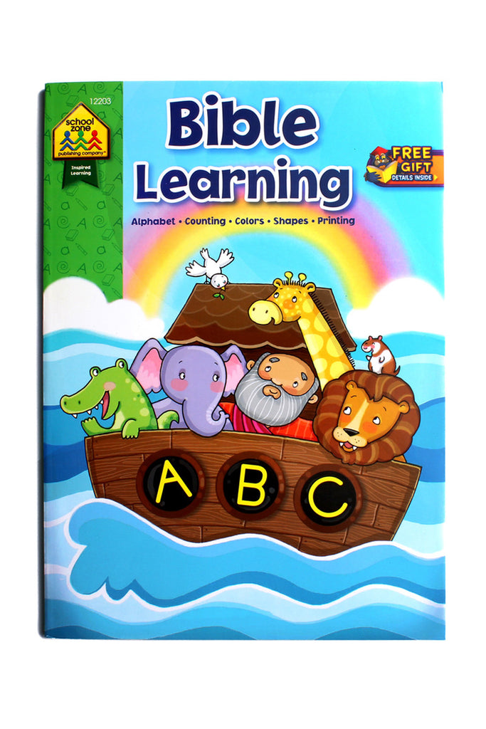 Bible Learning Book