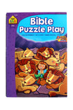 Bible Puzzle Play Book