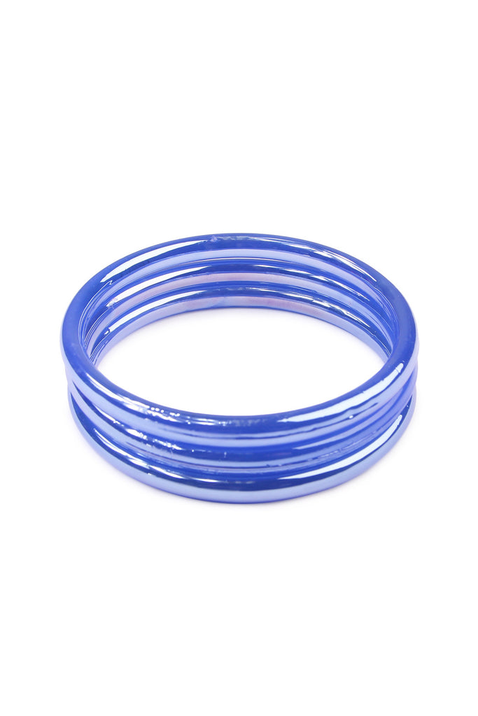 Glass Bangle Set