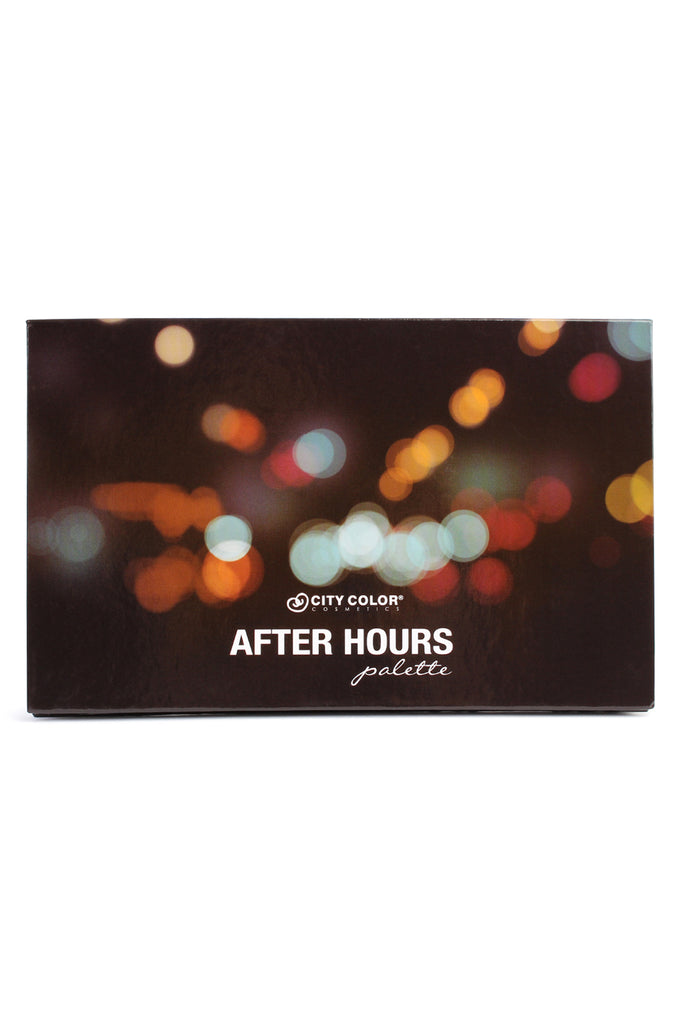 After Hours Palette