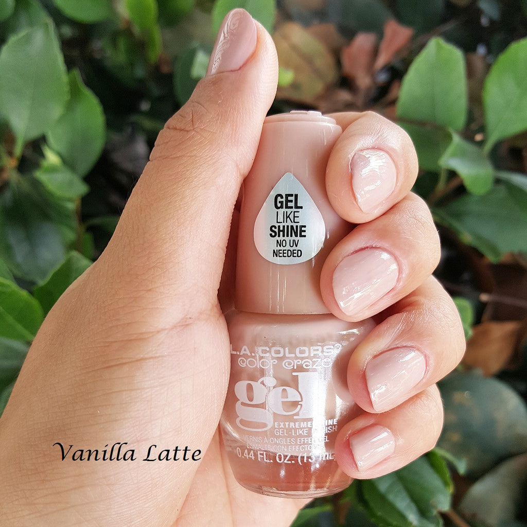 LA Colors Craze Gel Like Nail Polish – Riah Fashion