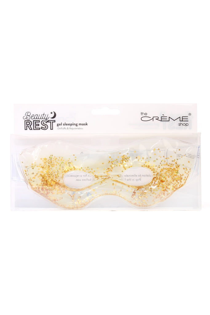 Beauty Rest Gel Sleeping Mask