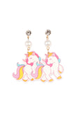 Cute Detail Unicorn Earrings