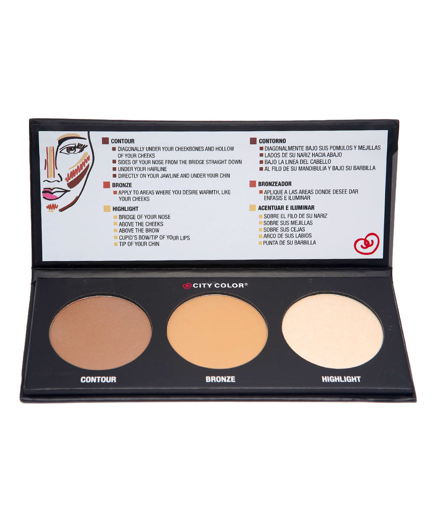 Contour Effects 2 - Contour,Bronze and Highlight