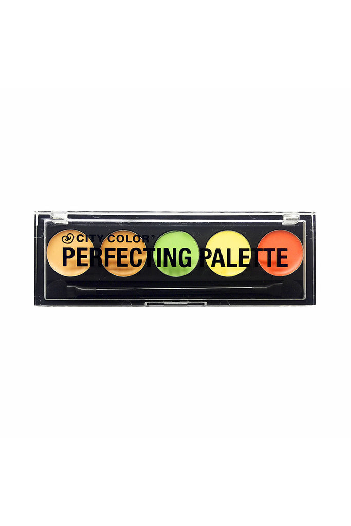 City Color Perfecting Concealer Palette