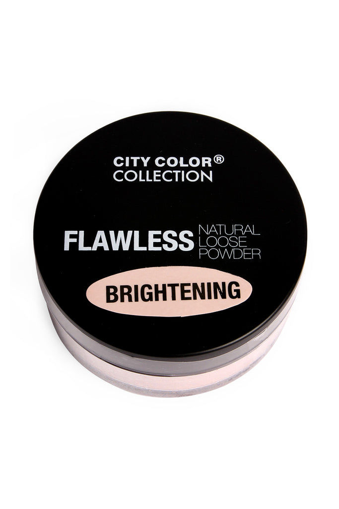 City Color Flawless Brightening Powder