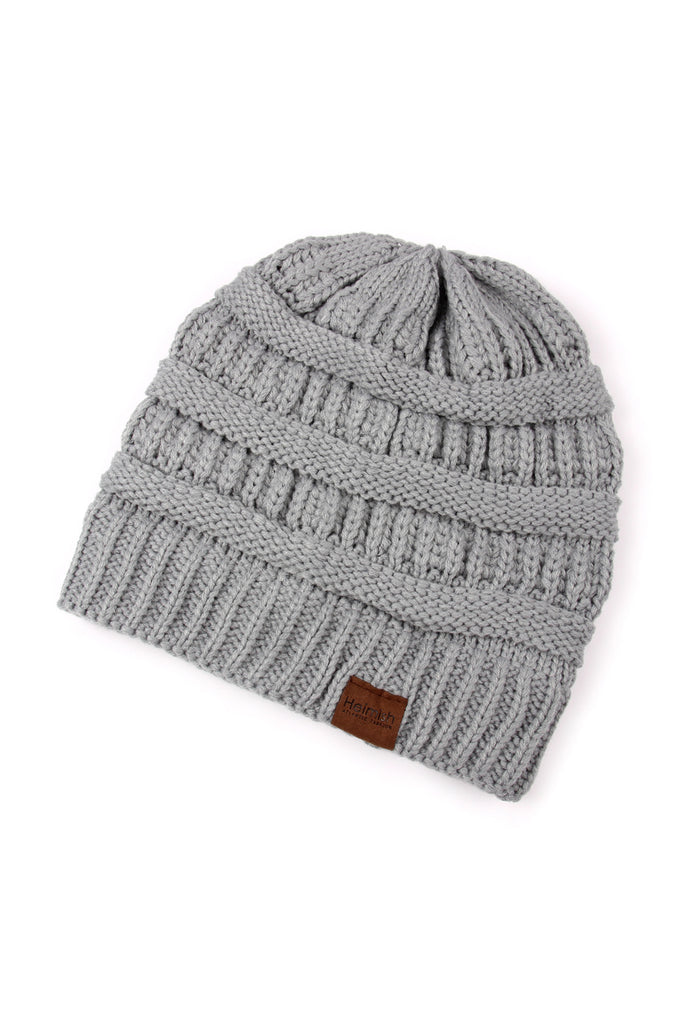 Knitted Soft Stretch Beanies