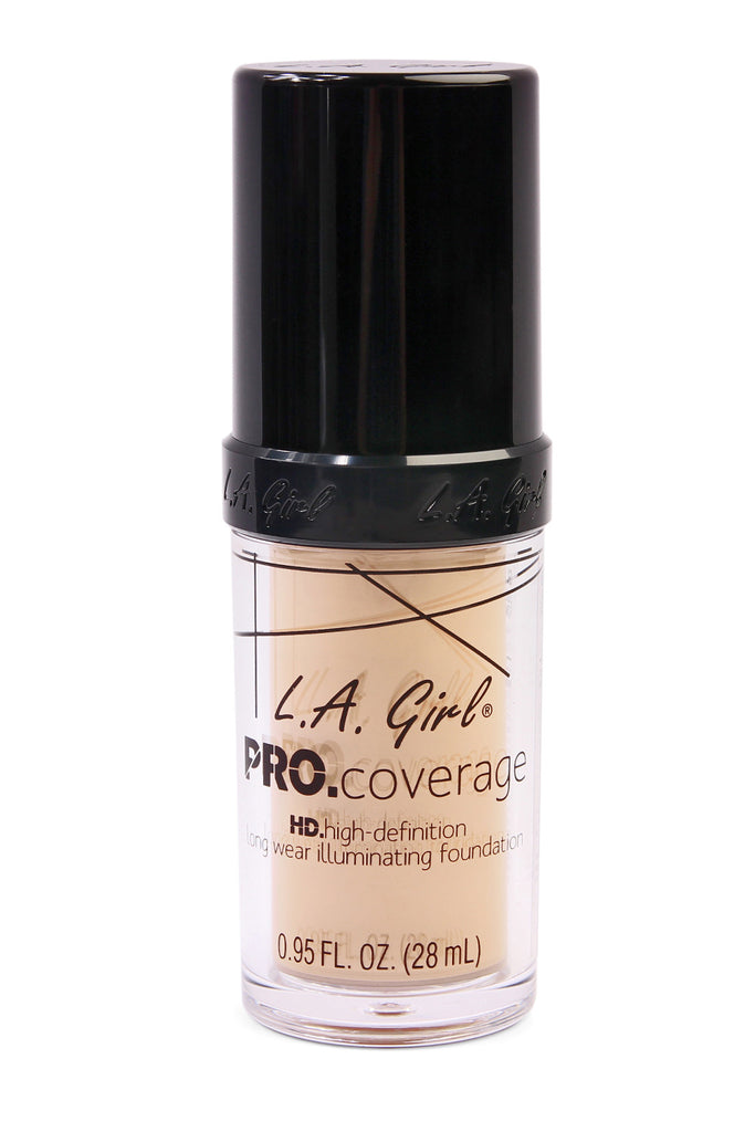 L.A. Girl Illuminating Foundation