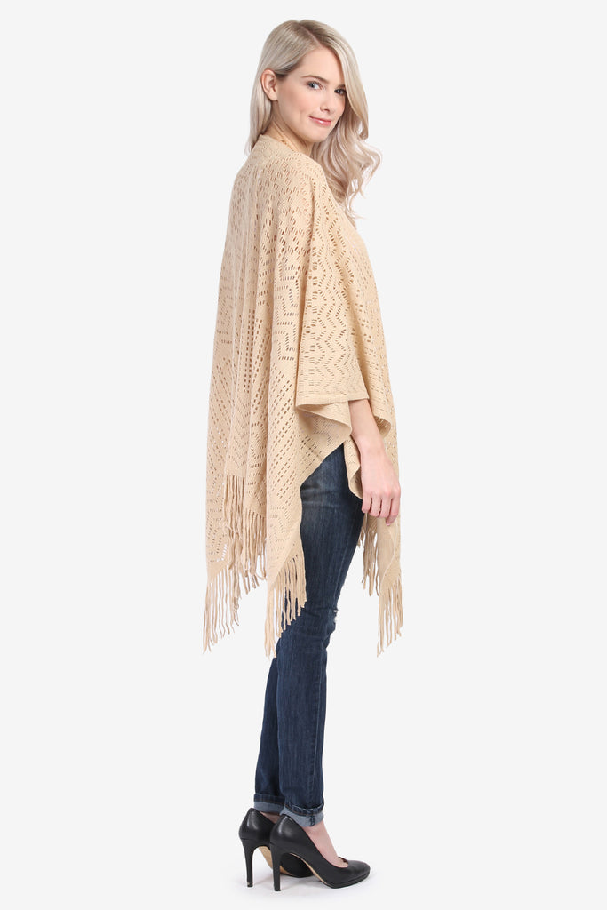 Soft Knit Ruana