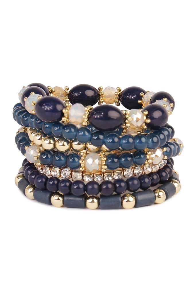MULTIBEAD STACKABLE BRACELET