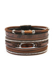 Leather Trendy Bracelets