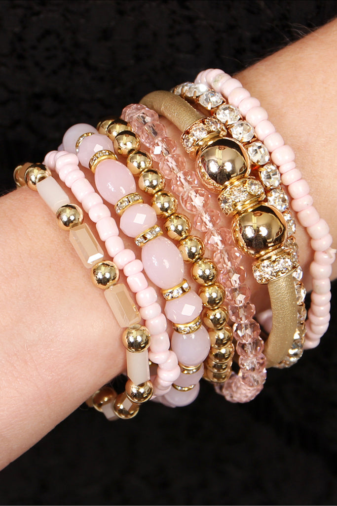 CLASSIC MULTIBEADED BRACELET SET